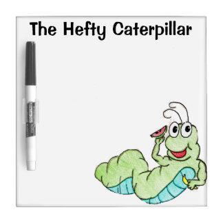 El tablero seco fuerte del borrado de Caterpillar Tableros Blancos