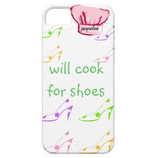 El tacón alto en colores pastel calza fashionista iPhone 5 cárcasas