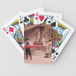El tacto final de Jean Jorte Vibert Baraja Cartas De Poker