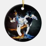 el Taekwondo Adorno De Reyes