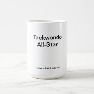 El Taekwondo All-star Tazas De Café