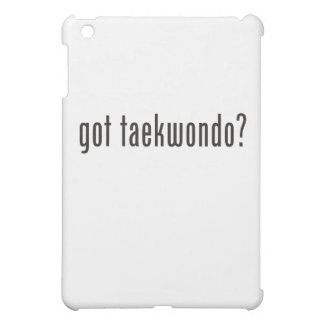 ¿el Taekwondo conseguido?