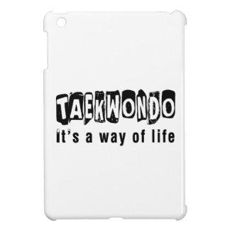El Taekwondo es una manera de vida iPad Mini Carcasas
