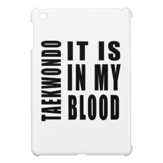 El Taekwondo está en mi sangre