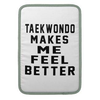 El Taekwondo hace que siente mejor Fundas Para Macbook Air