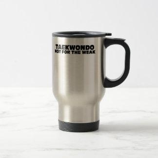 El Taekwondo Taza De Café