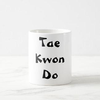 El Taekwondo Tazas De Café