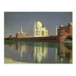 El Taj Mahal, 1874-76 Tarjetas Postales