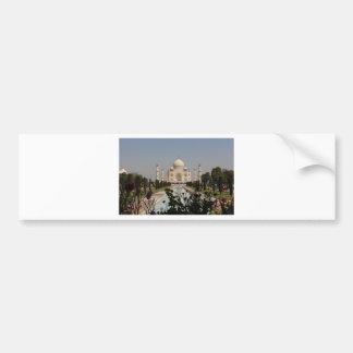 El Taj Mahal 2 Pegatina Para Auto