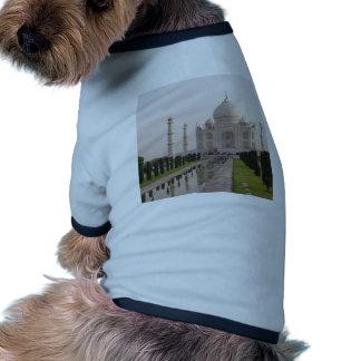 El Taj Mahal 4 Camiseta Con Mangas Para Perro