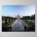 El Taj Mahal 7 Póster