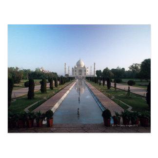 El Taj Mahal 7 Tarjeta Postal