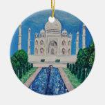 El Taj Mahal Adorno De Reyes