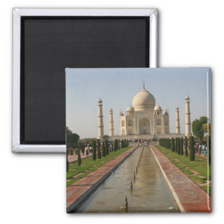 el Taj Mahal Agra Imán Cuadrado