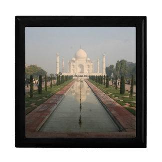 El Taj Mahal, Agra, la India Cajas De Recuerdo
