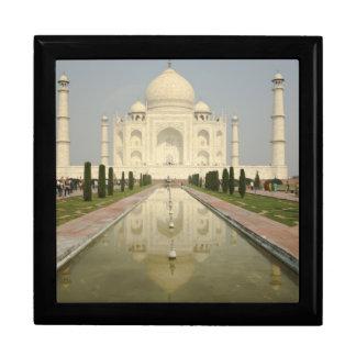 El Taj Mahal, Agra, la India Cajas De Joyas