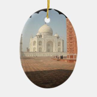 El Taj Mahal Agra la India Ornamentos De Reyes Magos