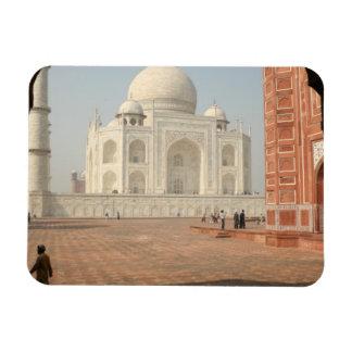 El Taj Mahal, Agra, la India Imán De Vinilo
