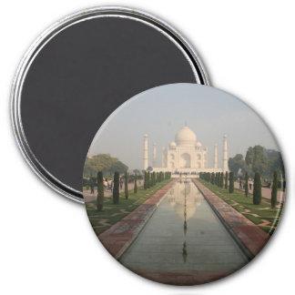 El Taj Mahal, Agra, la India Imán Redondo 7 Cm