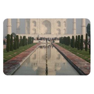 El Taj Mahal, Agra, la India Imanes Flexibles