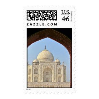 El Taj Mahal Agra la India