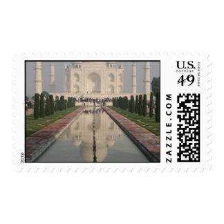 El Taj Mahal Agra la India Sellos
