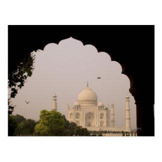 El Taj Mahal, Agra, Uttar Pradesh, la India 2 Postales