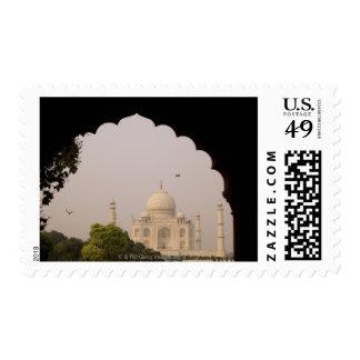 El Taj Mahal Agra Uttar Pradesh la India 2