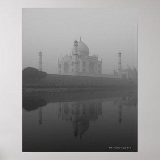 El Taj Mahal Agra Uttar Pradesh la India 3 Impresiones