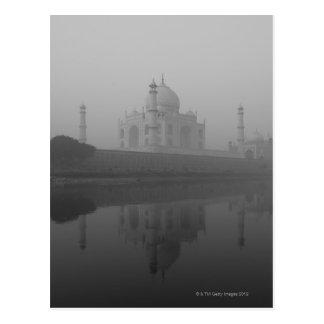 El Taj Mahal, Agra, Uttar Pradesh, la India 3 Postal