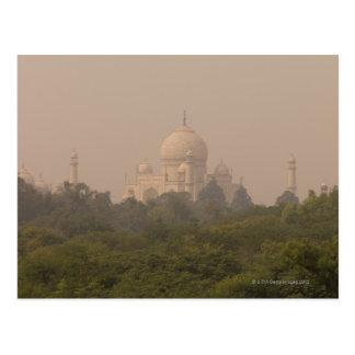 El Taj Mahal, Agra, Uttar Pradesh, la India 4 Postal