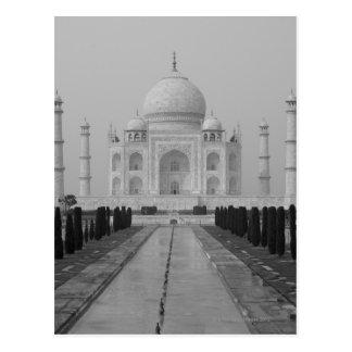 El Taj Mahal, Agra, Uttar Pradesh, la India 5 Postal