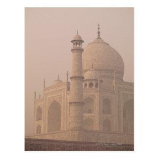 El Taj Mahal, Agra, Uttar Pradesh, la India 6 Postal