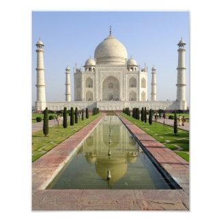 El Taj Mahal, Agra, Uttar Pradesh, la India, Fotografía