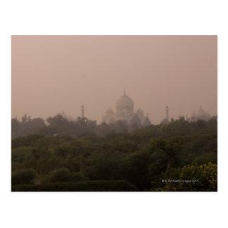 El Taj Mahal, Agra, Uttar Pradesh, la India Tarjetas Postales
