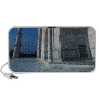 El Taj Mahal Laptop Altavoces