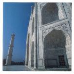 El Taj Mahal Azulejo Cuadrado Grande