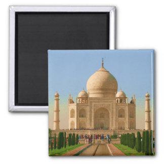 el Taj Mahal brillante Imán Cuadrado