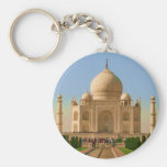 el Taj Mahal brillante Llavero