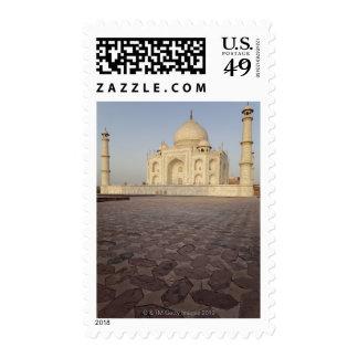 El Taj Mahal de Mehmankhana (pensión) Estampillas