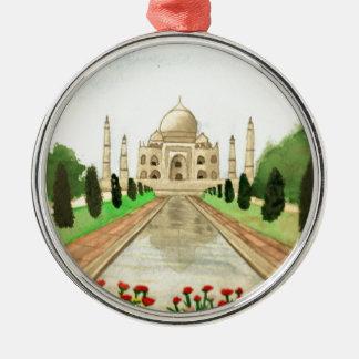 El Taj Mahal Ornamento Para Arbol De Navidad