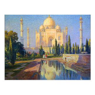 El Taj Mahal del tonelero Postal
