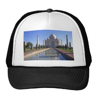 El Taj Mahal en Agra Gorros Bordados