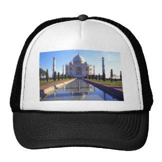 El Taj Mahal en Agra la India Gorro De Camionero