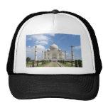 El Taj Mahal en Agra la India Gorro