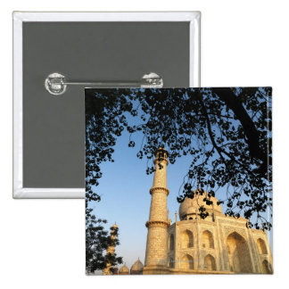 El Taj Mahal en la salida del sol. Agra, la India  Pin