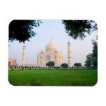 El Taj Mahal en la salida del sol una de las marav Iman De Vinilo