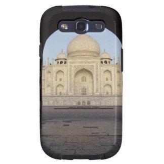 el Taj Mahal enmarcado en la entrada de Mehmankhan Samsung Galaxy SIII Funda