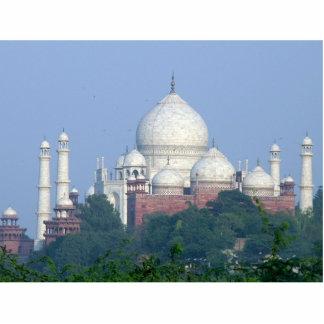 El Taj Mahal Escultura Fotográfica