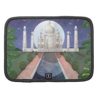 El Taj Mahal Organizador
